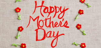 母の日(文字)