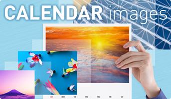 カレンダー向けセレクト[CALENDAR images]