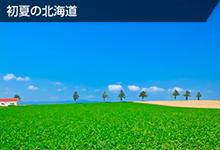 初夏の北海道特集
